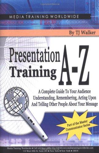 9781932642391: Presentation Training A-Z