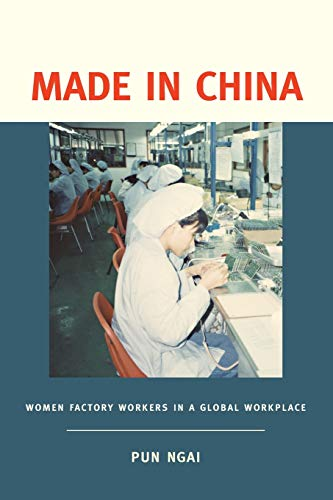 9781932643008: Made in China: Women Factory Workers in a Global Workplace