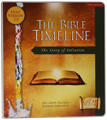 9781932645989: Bible Timeline 4-Part Study Study Materials