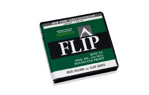 9781932649086: FLIP: How to Find, Fix, and Sell Houses for Profit (Audio)