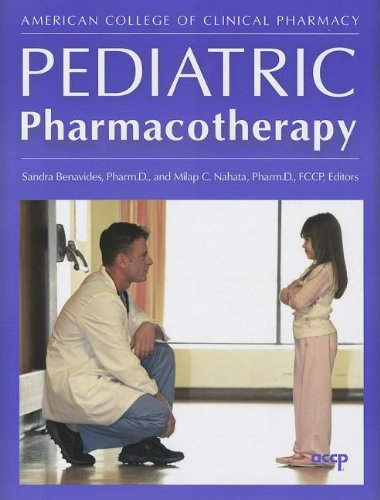 Pediatric Pharmacotherapy: Benavides, Sandra