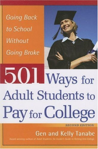 9781932662153: 501 Ways for Adult Students to Pay for College