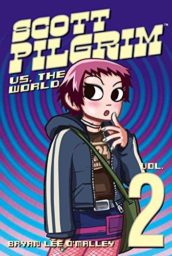 9781932664126: Scott Pilgrim, Vol. 2: Scott Pilgrim vs. the World