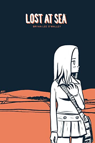 Lost at Sea (9781932664164) by Bryan Lee O'Malley
