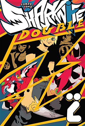 9781932664270: Sharknife Volume 2: Double Z