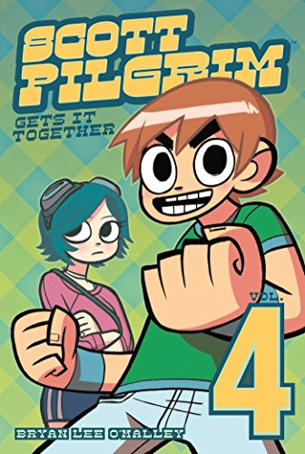 Scott Pilgrim, Vol 4: Scott Pilgrim Gets It Together (9781932664492) by Bryan Lee O'Malley