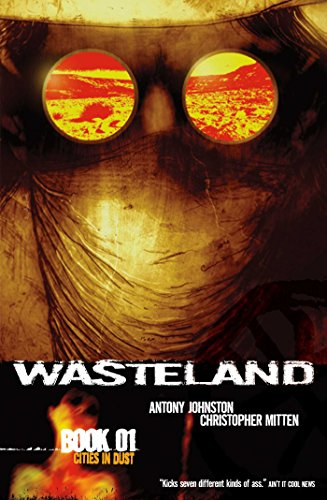 9781932664591: Wasteland Book 1: Cities In Dust (Bk. 1)