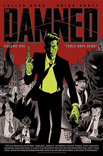 9781932664638: The Damned Volume 1: Three Days Dead: Three Days Dead v. 1