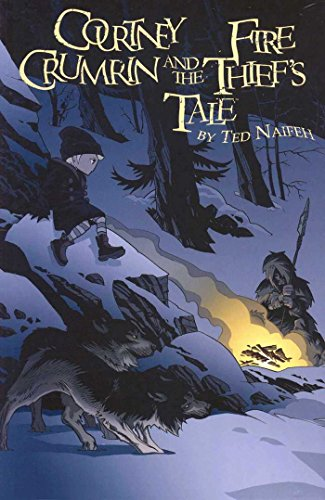 9781932664850: Courtney Crumrin And The Fire Thief's Tale (Courtney Crumrin (Graphic Novels))