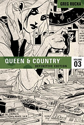 9781932664966: Queen & Country, Vol. 3, Definitive Edition