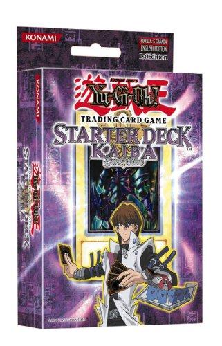 9781932669138: Yu-gi-oh! Tcg, Evolution Yugi & Kaiba Starter Deck Box