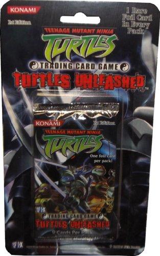 9781932669183: Teenage Mutant Ninja Turtles TCG: Turtles Unleashed Blister Booster Pack (Teenage Mutant Ninja Turtles Tcg Turtles Unleashed)