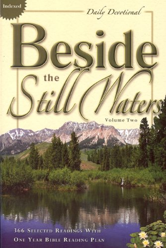 Beside the Still Waters, Volume Two: Indexed