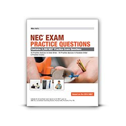 9781932685657: By Mike Holt (2014) 2014 NEC Exam Practice Questions Textbook, Mike Holt [Paperback]