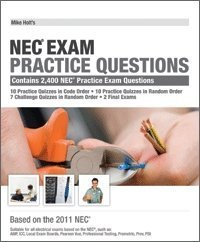 9781932685824: Mike Holt's NEC Exam Practice Questions 2011 Edition