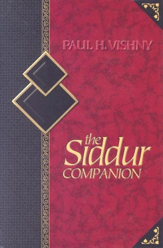9781932687279: The Siddur Companioin