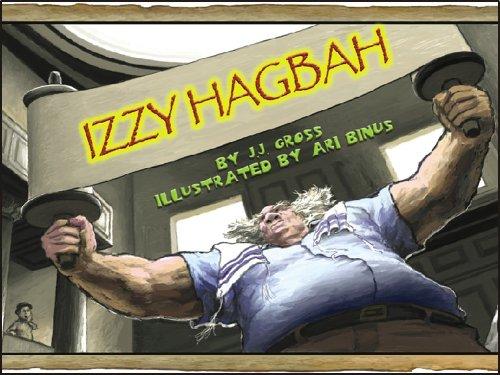 Izzy Hagbah: J. J. Gross