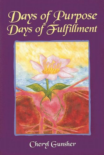 9781932687446: Days of Purpose Days of Fulfillment