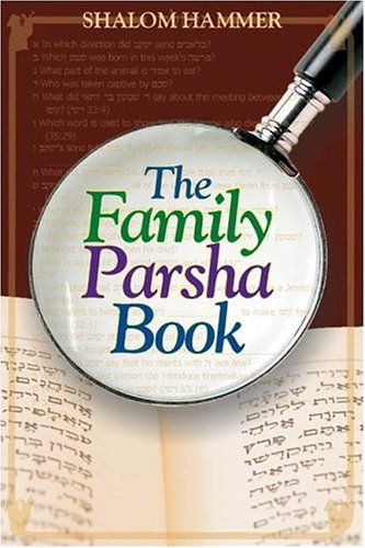 9781932687729: The Family Parsha Book