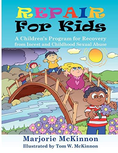 Repair for Kids: A Children's Program for: Marjorie McKinnon