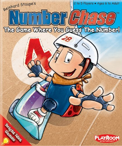 9781932697339: Number Chase Card Game