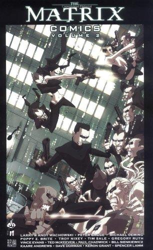 9781932700091: The Matrix Comics, Vol. 2