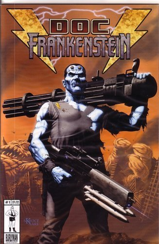 9781932700107: Doc Frankenstein, #1 (Comic Book)