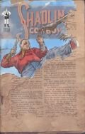 The Shaolin Cowboy (Issue 5, Vol 54): PETER DOHERTY