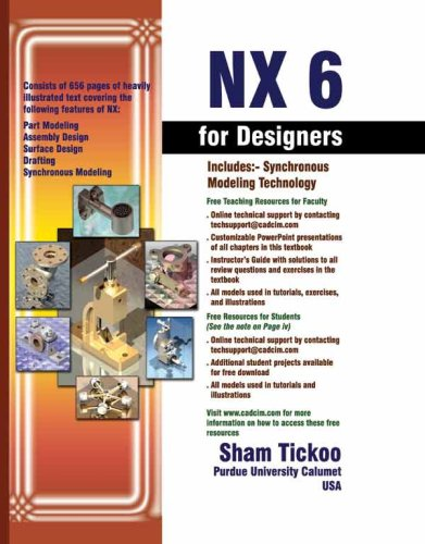 9781932709667: NX 6 for Designers