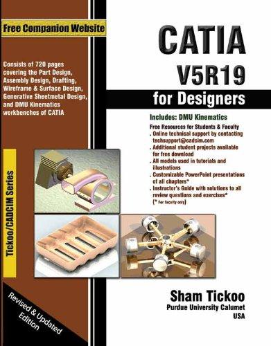 CATIA V5R19 for Designers