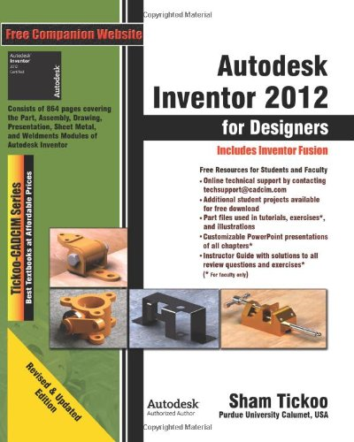 Autodesk Inventor 2012 for Designers