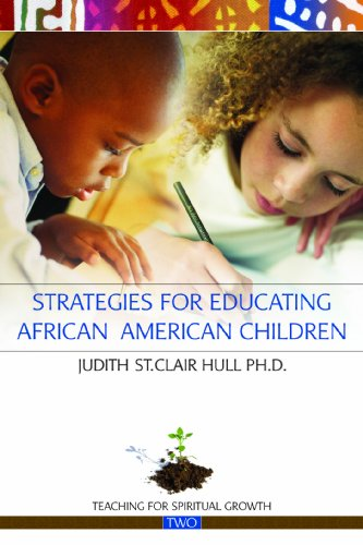 9781932715798: Strategies for Educating African American Children (Teaching for Spiritual Growth)