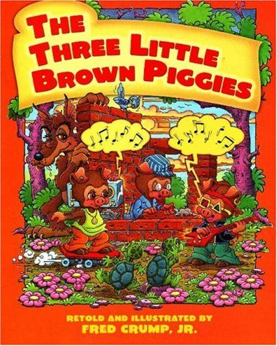 9781932715835: Three Little Brown Piggies