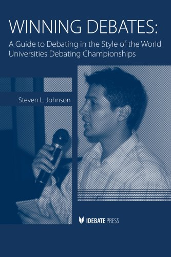 Winning Debates: Steven Lee Johnson