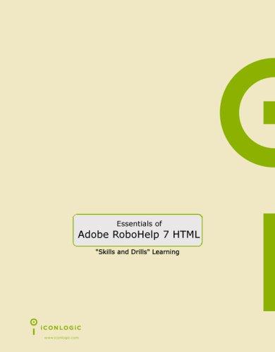 9781932733198: Adobe RoboHelp 7 HTML, Essentials of