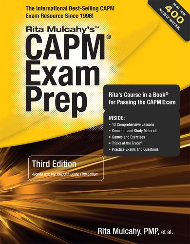 CAPM Exam Prep: Mulcahy, Rita