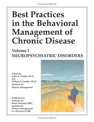 9781932745153: Best Practices in the Behavioral Management of Chronic Disease Vol.I