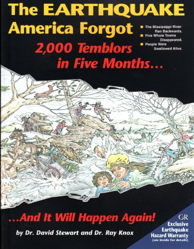 9781932747058: The Earthquake America Forgot: Two Thousand Temblors in Five Months and It will Happen Again