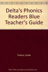 9781932748475: Delta's Phonics Readers Blue Teacher's Guide
