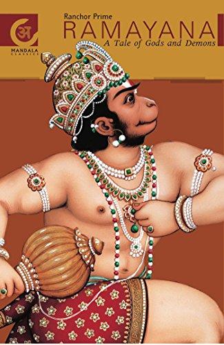 9781932771022: Ramayana: A Tale of Gods and Demons (Mandala Classics)
