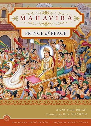 9781932771275: Mahavira: Prince of Peace