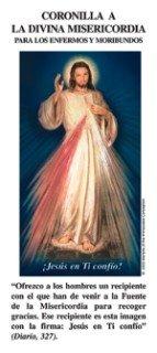 9781932773880: Coronilla a La Divina Misericordia: Folleto (Spanish Edition)