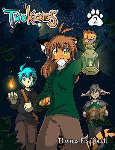 9781932775655: Twokinds Vol. 2 Manga Edition