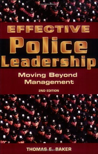 9781932777260: Effective Police Leadership