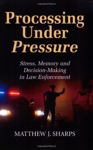 Processing Under Pressure: Matthew J. Sharps