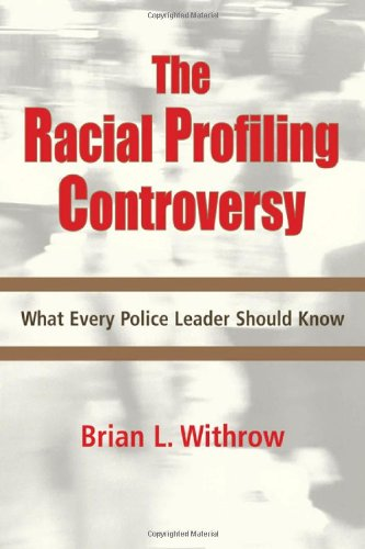 9781932777918: The Racial Profiling Controversy