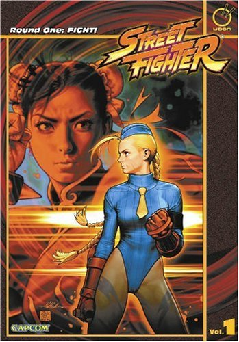 9781932796087: Street Fighter Volume 1