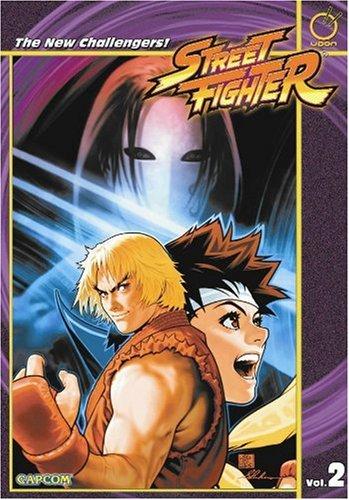 9781932796254: Street Fighter, Vol. 2