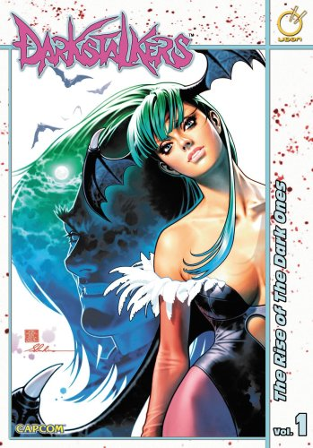 Darkstalkers Volume 1: Siu-Chong, Ken