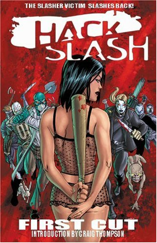 9781932796421: Hack / Slash Volume 1: First Cut (v. 1)